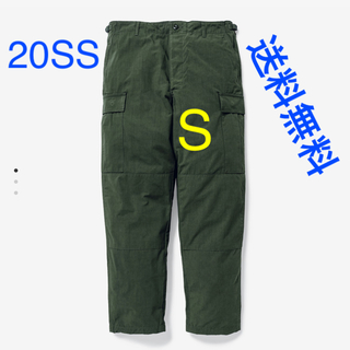 W)taps - WMILL-TROUSER 01 / TROUSERS NYCO RIPSTOP