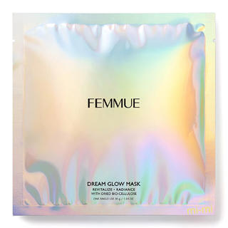 Cosme Kitchen - FEMMUE 1枚 透明感・キメ ドリームグロウ MASK RR