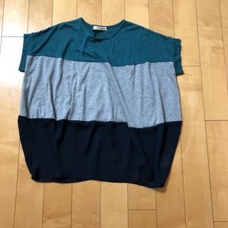 シューラルー(SHOO・LA・RUE)のTシャツ(Tシャツ(半袖/袖なし))