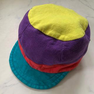 JUNK STORE - リバーシブル 帽子 ベビー