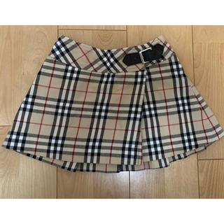 BURBERRY - バーバリ100センチスカート