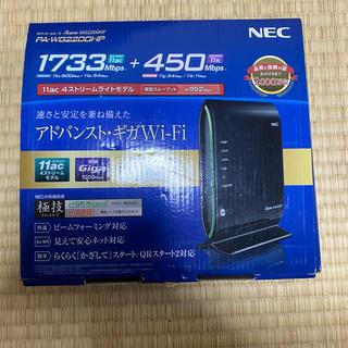 NEC - Wi-Fiルーター