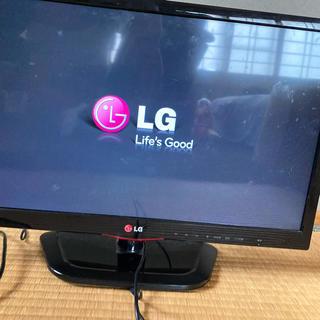 22インチのLG TV