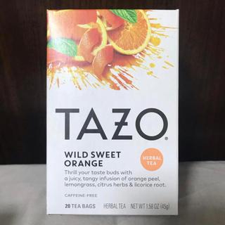 TAZO ワイルドスイートオレンジ 10袋