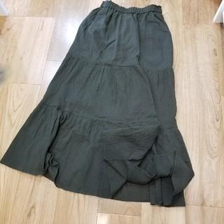 UNIQLO -  ロングスカート UNIQLO S size