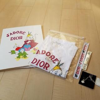 クリスチャンディオール(Christian Dior)のCHRISTIAN Dior★ガリアーノ J'ADOREデッドストック Tシャツ(Tシャツ(半袖/袖なし))