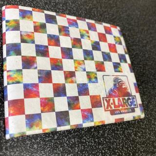エクストララージ(XLARGE)のX-Large ペーパーウォレット 非売品(折り財布)