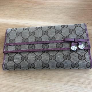 Gucci - グッチ GUCCI 長財布
