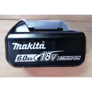 Makita - マキタ 18Vリチウムイオンバッテリー 6.0Ah 雪マーク付き BL1860B