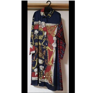jane marple☆Merry melodies shirt dress