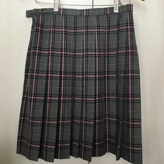 クラーク記念国際高等学校 制服 スカート