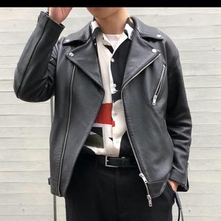 HARE - HARE ライダースジャケット