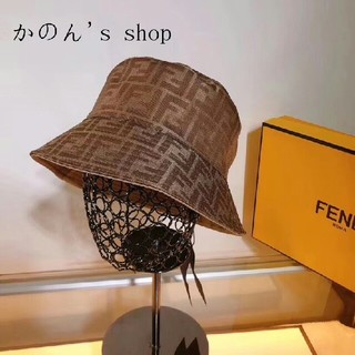 FENDI - FENDI キャップ    新品