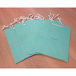 Tiffany & Co. - 新品未使用 TIFFANY & Co.  ショッパー 5枚セット