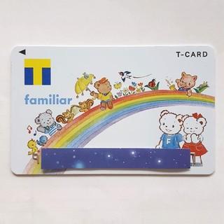 familiar - ♡非売品 ファミリア Tポイントカード♡