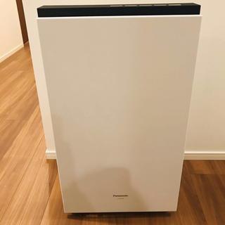 パナソニック(Panasonic)の[送料無料]ジアイーノ 9畳用 パナソニック 次亜塩素酸 F-JX1100V-W(空気清浄器)