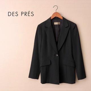デプレ(DES PRES)のトゥモローランドデプレジャケット定番黒tomorrowland despres(テーラードジャケット)