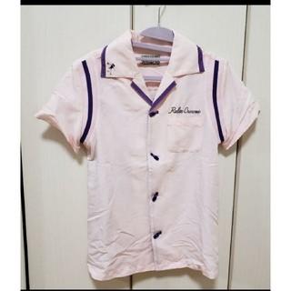 ロデオクラウンズ(RODEO CROWNS)のRODEO CROWNS ロデオクラウンズ ボーリングシャツ(シャツ/ブラウス(半袖/袖なし))