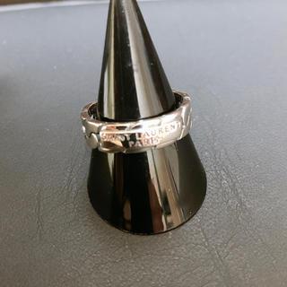 Saint Laurent - SAINTLAURENT Paris リング サンローラン 指輪 シルバー925