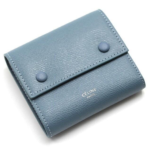 celine(セリーヌ)のCELINE セリーヌ  財布レディース  小銭入れレザー お札入 レディースのファッション小物(財布)の商品写真