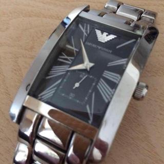 エンポリオアルマーニ(Emporio Armani)の【EMPORIO ARMANI】エンポリオ アルマーニ 腕時計 メンズ(腕時計(アナログ))