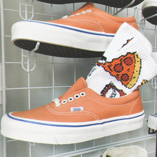 ヴァンズ(VANS)のVANS ソックス 靴下 アメリカ USA PIZZA ピザ(ソックス)