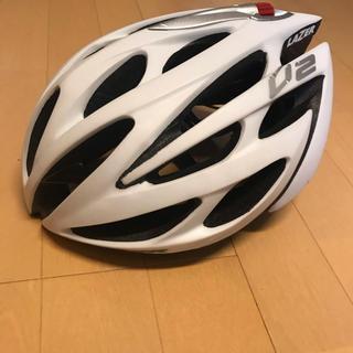 レイザー(LAZER)のLAZER 02 53-61cm 自転車 ヘルメット サイクリング(ヘルメット/シールド)