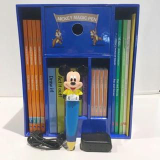 Disney - 2015年購入!ディズニー英語システム ミッキーマジックペンセット