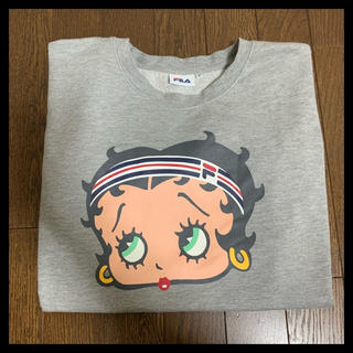 FILA - FILA Betty Boop