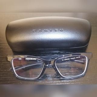 Oakley - 春限定値下げ OAKLEY オークリー メガネ ケース付き