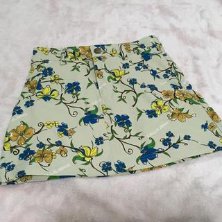 パーリーゲイツ(PEARLY GATES)のラッセルノ ゴルフスカート 新品同様(ミニスカート)