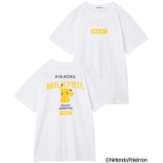 MILKFED. - 新品♡ミルクフェド ピカチュウTシャツ