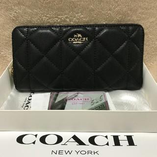 COACH - Coach☆シグネチャー PVC レザー 長財布 国内発送F53637