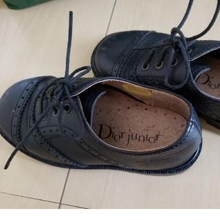 baby Dior - Diorjunior フォーマル靴 17センチ
