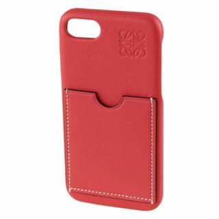 ロエベ(LOEWE)の【入手困難】LOEWE ロエベ iPhone X case アイフォンケース(iPhoneケース)
