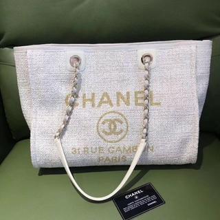 CHANEL -  シャネルビーチバッグ