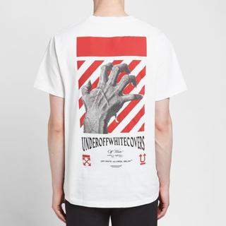 OFF-WHITE - OFF WHITE ×UNDERCOVER HAND DART Tシャツ