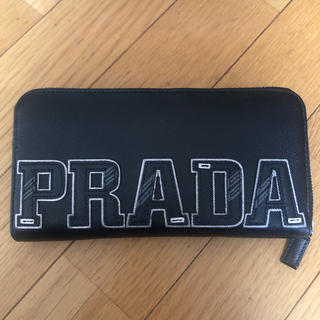 プラダ(PRADA)のプラダ 財布(長財布)