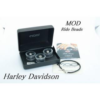 ハーレーダビッドソン(Harley Davidson)の【B276】ハーレーダビッドソン MOD Ride Beads ブレスレット(ブレスレット)