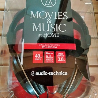 オーディオテクニカ(audio-technica)のヘッドフォン (ヘッドフォン/イヤフォン)