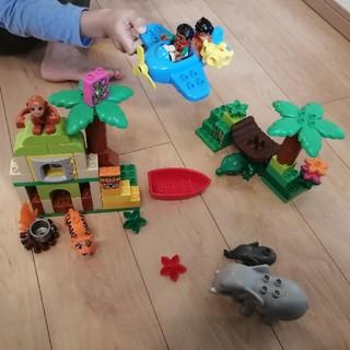 """Lego - レゴ デュプロ 世界のどうぶつ""""ジャングルセット"""""""