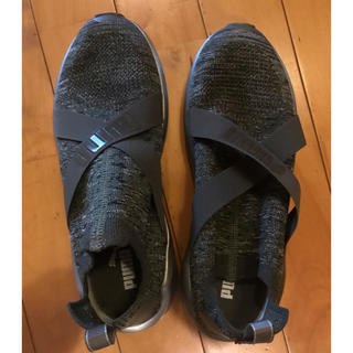 PUMA - プーマ ニット 靴