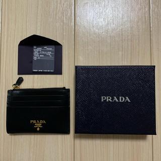 プラダ(PRADA)のPRADA プラダ カードケース ミニ財布(財布)