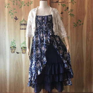 axes femme - 新品タグ付き☆axes femme  ワンピース&ボレロ まとめ売り