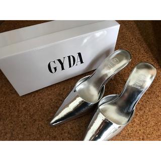 GYDA - GYDA 新品未使用 ミュール