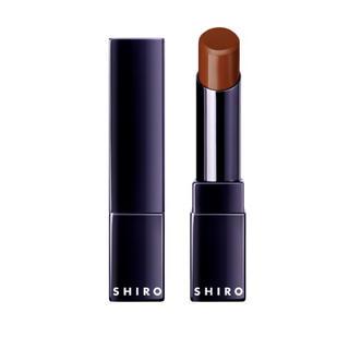 シロ(shiro)のSHIRO ジンジャーリップスティック 9108 ヴィンテージブラウン(口紅)