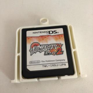 ニンテンドーDS(ニンテンドーDS)のポケットモンスターホワイト2 DSソフト(携帯用ゲームソフト)