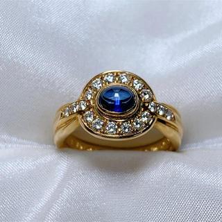 ポーラ(POLA)の☆セール ポーラ サファイア ダイヤモンド リング(リング(指輪))