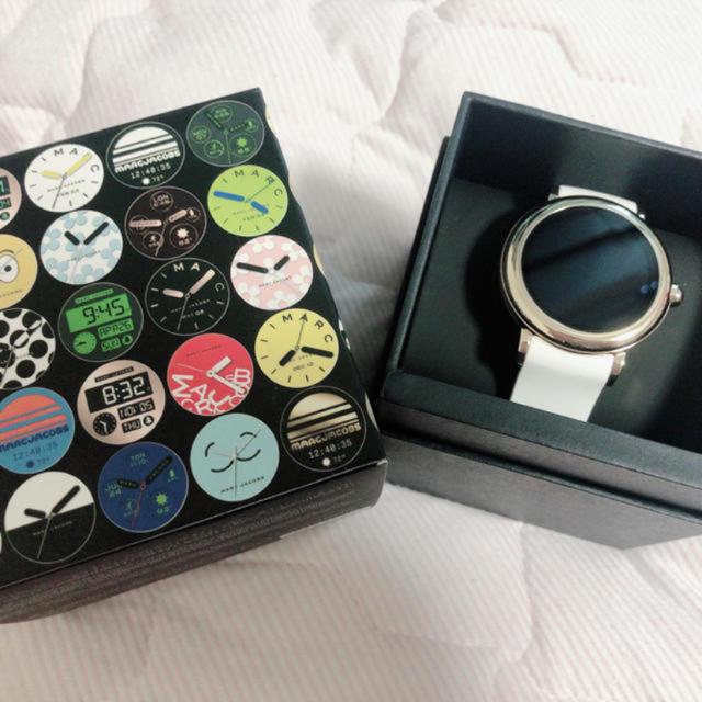 エバンス 時計 偽物 1400 | MARC BY MARC JACOBS - マークジェイコブス スマートウォッチの通販