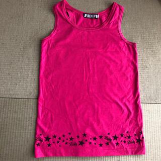 ジディー(ZIDDY)のタンクトップ ZIDDY 130(Tシャツ/カットソー)